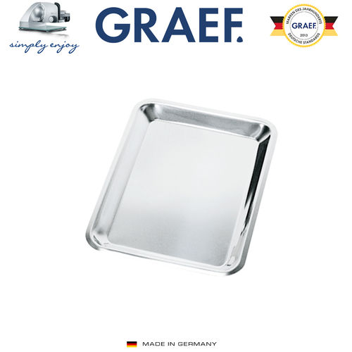 Graef - tray stainless steel