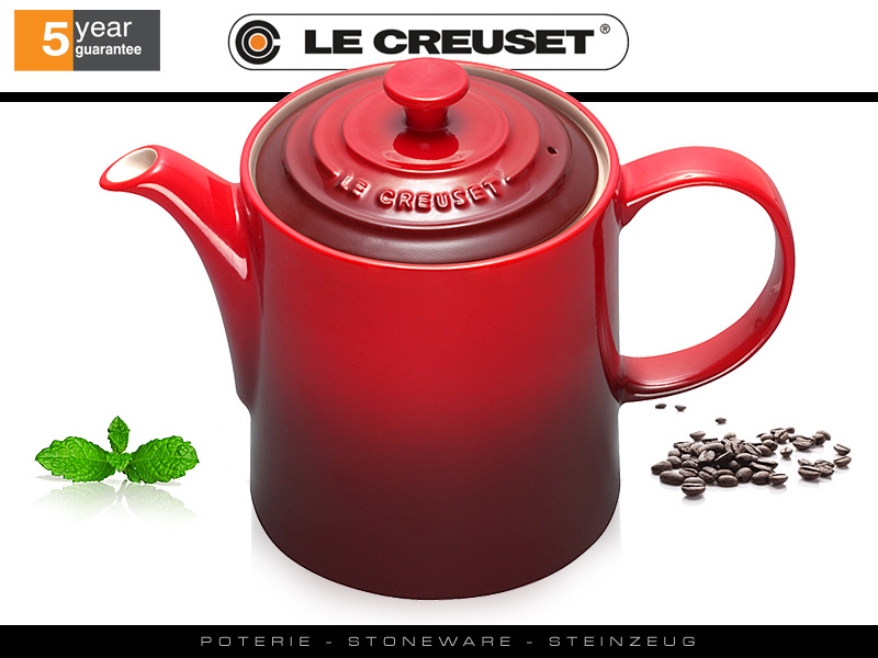 Le Creuset Grand Teapot Amp Coffeepot Cookfunky We