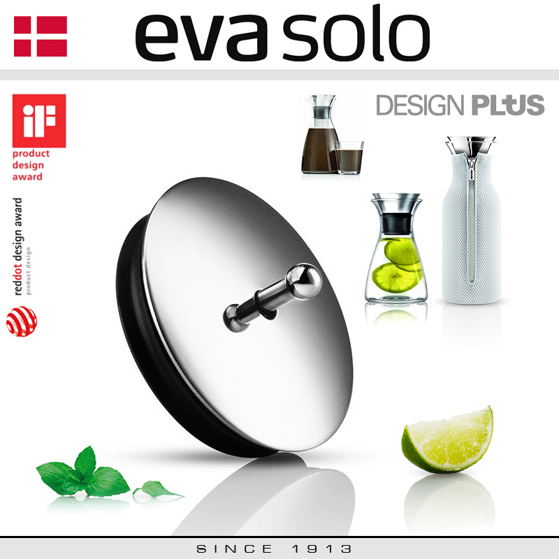eva solo flip top kippdeckel culinaris k chenaccessoires. Black Bedroom Furniture Sets. Home Design Ideas
