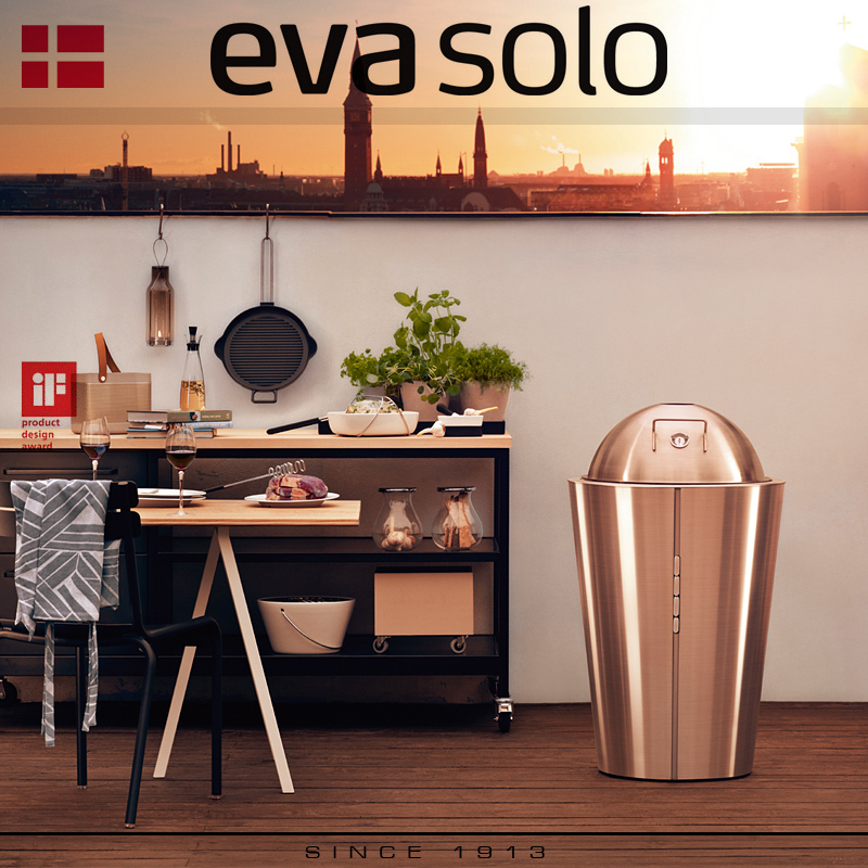 eva solo gasgrill culinaris k chenaccessoires. Black Bedroom Furniture Sets. Home Design Ideas