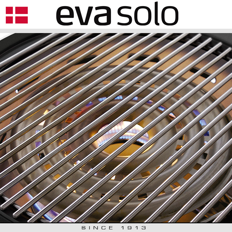 eva solo gas grill cookfunky we make you cook better. Black Bedroom Furniture Sets. Home Design Ideas