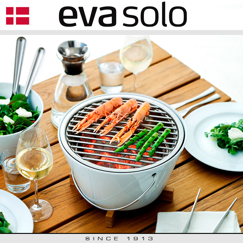 eva solo tischgrill culinaris k chenaccessoires. Black Bedroom Furniture Sets. Home Design Ideas