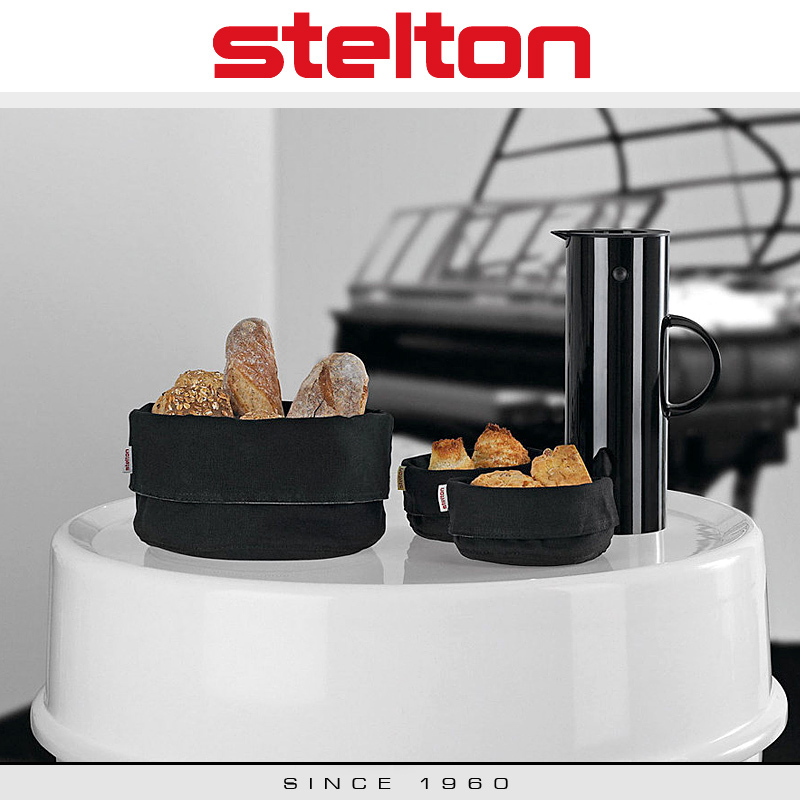 stelton em77 isolierkanne edelstahl 1 l culinaris. Black Bedroom Furniture Sets. Home Design Ideas