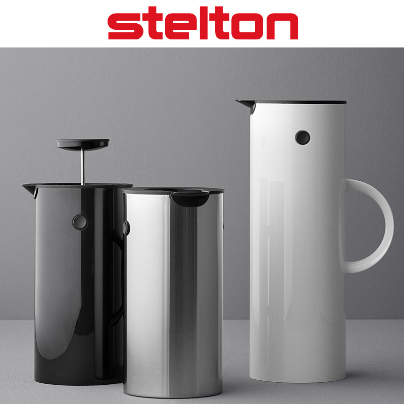 stelton isolierkanne edelstahl culinaris k chenaccessoires. Black Bedroom Furniture Sets. Home Design Ideas