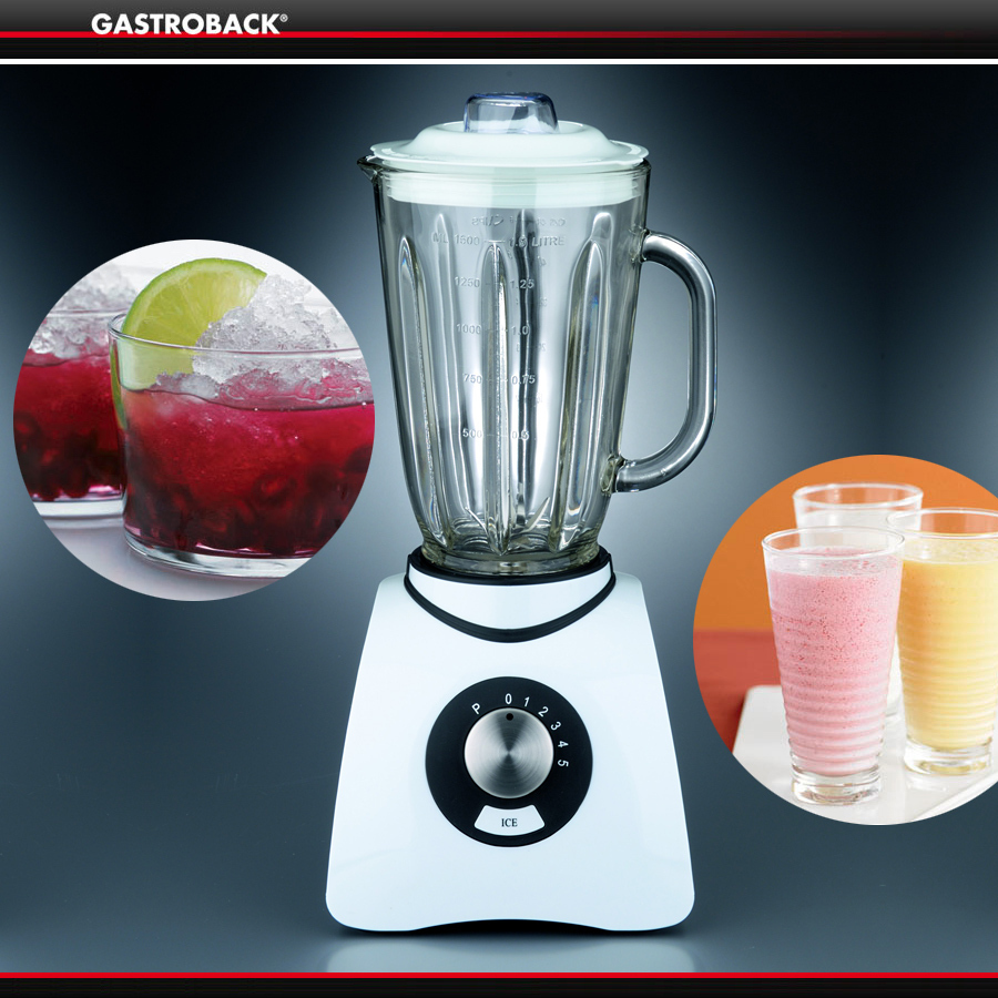 Gastroback - Vital Mixer - Cookfunky - We make you cook better!