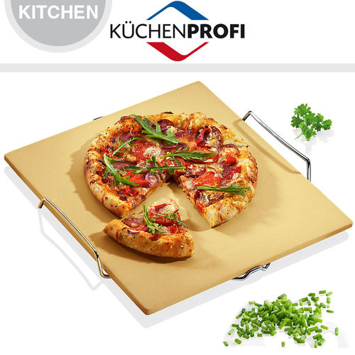 Küchenprofi - Pizza stone, with minor