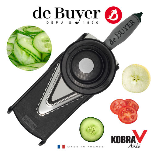 de Buyer - Complete Slicer KOBRA - V Axis