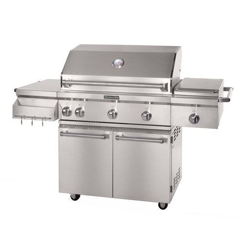 Kitchenaid Barbecue kitchenaid - outdoor kitchen deluxe - cookfunky - we make you cook