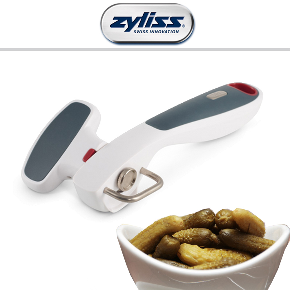 Zyliss Safe Edge Can Opener Safety Edge Cookfunky
