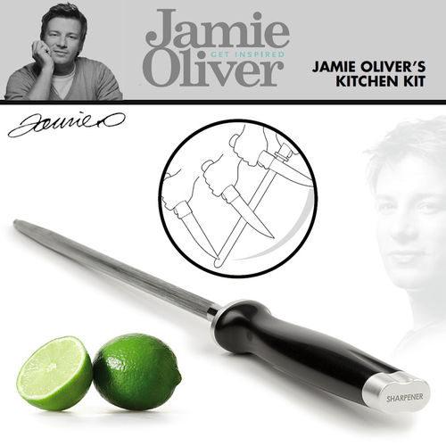 JAMIE OLIVER - Knife Sharpening Steel