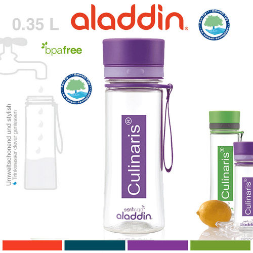 aladdin - Aveo Water Bottle
