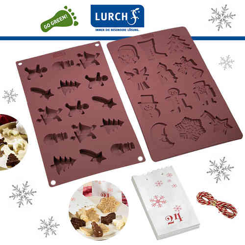 Lurch - Flexiform Advent calendar - Set of 2