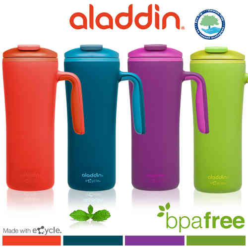 aladdin - Papillon Recycled Thermobecher
