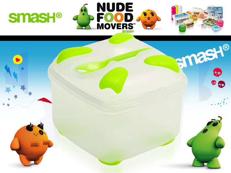 Smash - Nude Food Movers - Foodbox