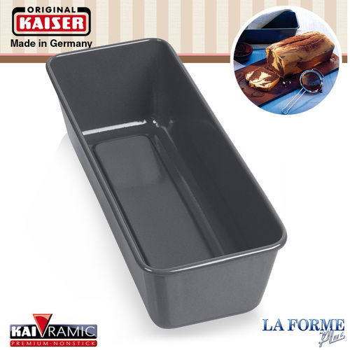 Kaiser - La Forme plus - Bread and cake pan