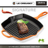 Le Creuset - Signature Square Skillet Grill - Flame