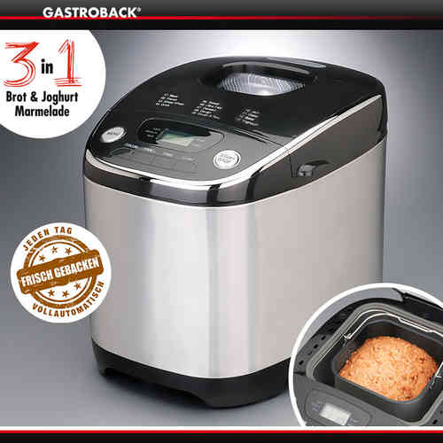 Gastroback - Design Brotbackautomat Plus