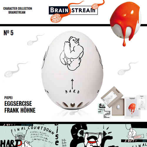 Brainstream - Character Collection - PiepEi EggSercise