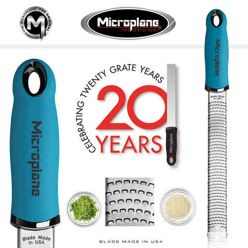 Microplane - Zester-Grater - blue