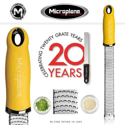 Microplane - Zester-Grater - yellow