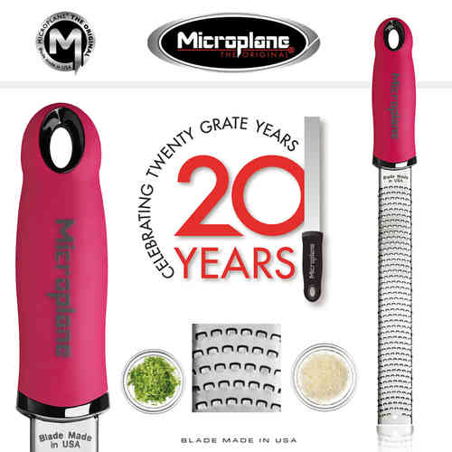 Microplane - Zester Reibe - pink