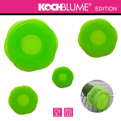 Kochblume - Stretchi - 4 pcs - 4 sizes