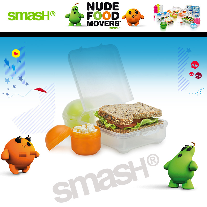 Smash - Nude Food Movers - Lunchbox 1,08 L
