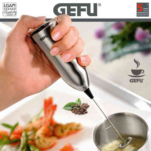 Gefu -  MACELLO milk frother