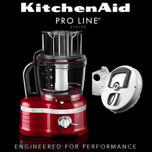Kitchenaid pro line series cookfunky for Kitchenaid f series accessories