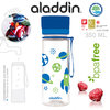 aladdin - Aveo Water Bottle Kids 350 ml - Blue