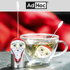 ADHOC - Tea Infuser SANTA - TEA & HIS FRIENDS
