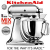 KitchenAid - Artisan Küchenmaschine 5KSM175PS - Chrome