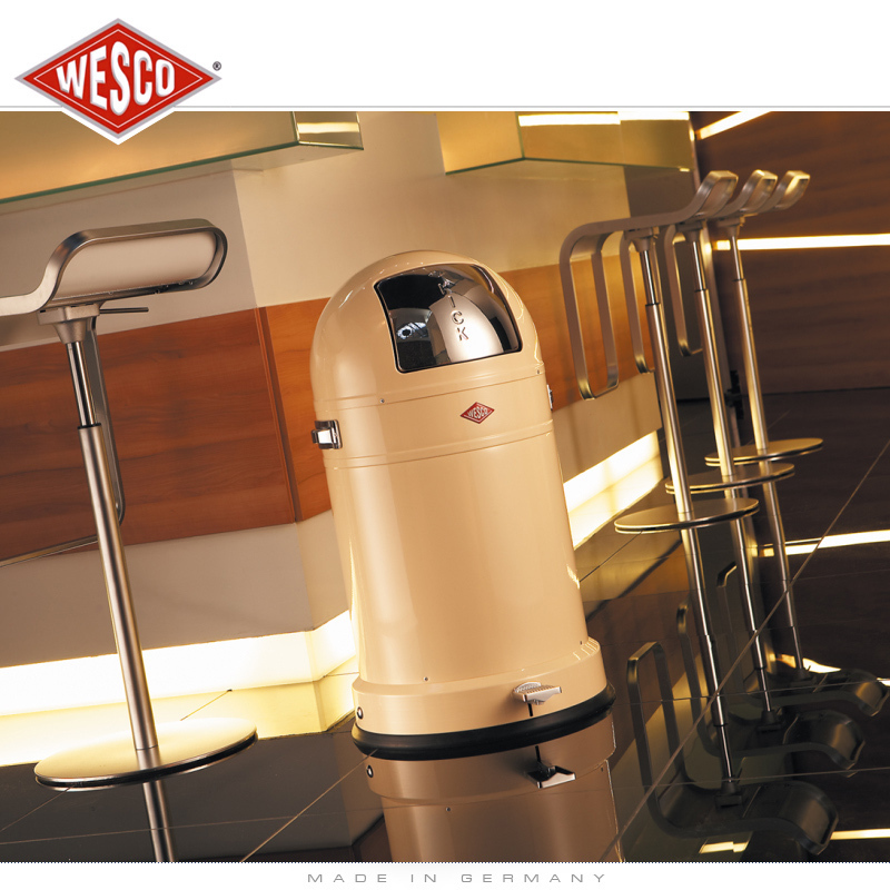 wesco einsatz 40 liter metall kickboy culinaris. Black Bedroom Furniture Sets. Home Design Ideas