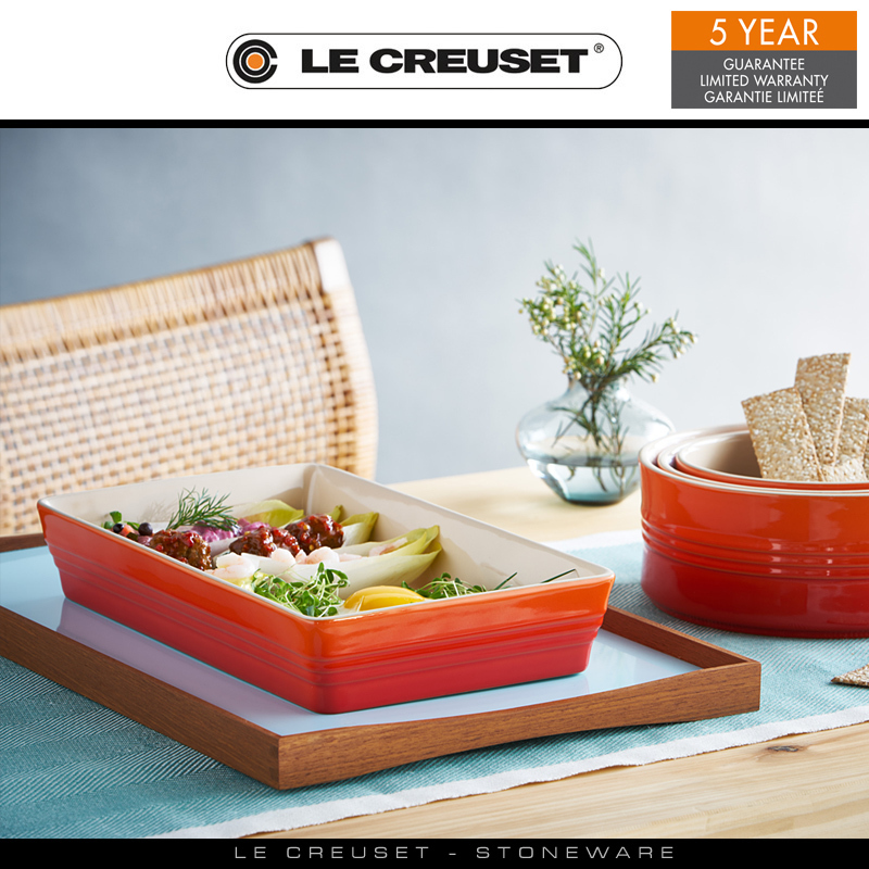 le creuset auflaufform klassik klein 19 x 7 5 cm. Black Bedroom Furniture Sets. Home Design Ideas
