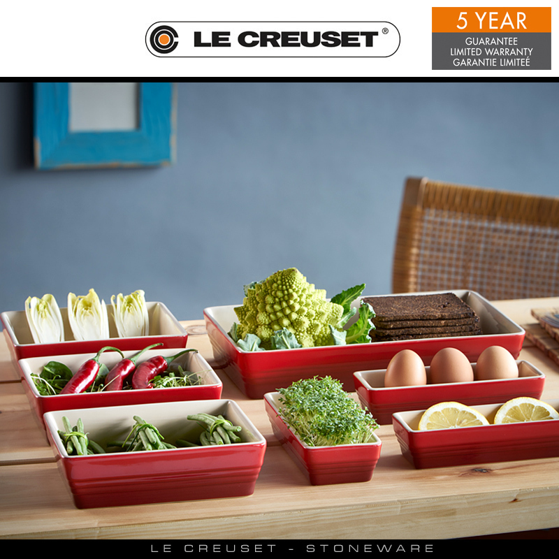 le creuset auflaufform klassik klein 19 x 7 5 cm culinaris. Black Bedroom Furniture Sets. Home Design Ideas