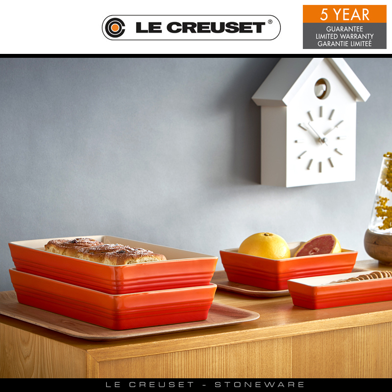 le creuset auflaufform klassik gro 19 x 32 cm culinaris. Black Bedroom Furniture Sets. Home Design Ideas