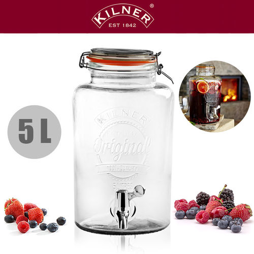 Kilner - Drinks Dispenser 5 Litre