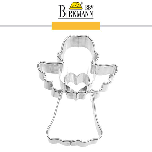 RBV Birkmann - Cookie cutter Angel with heart