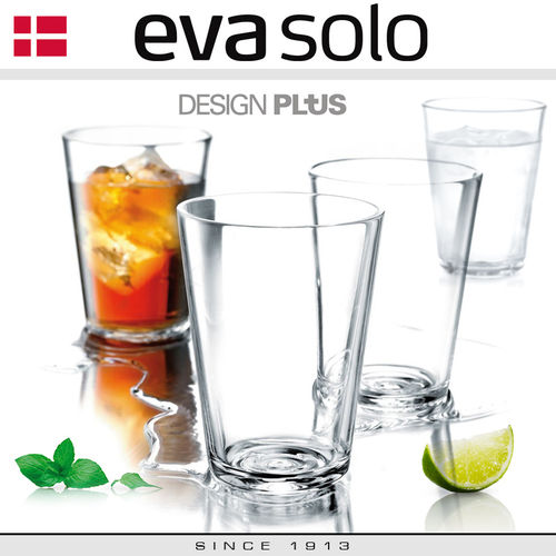 Eva Solo - Gift-packaged drinking glasses - Set of 4