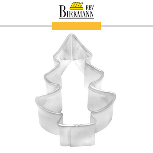 RBV Birkmann - Cookie cutter Christmas tree 4 cm