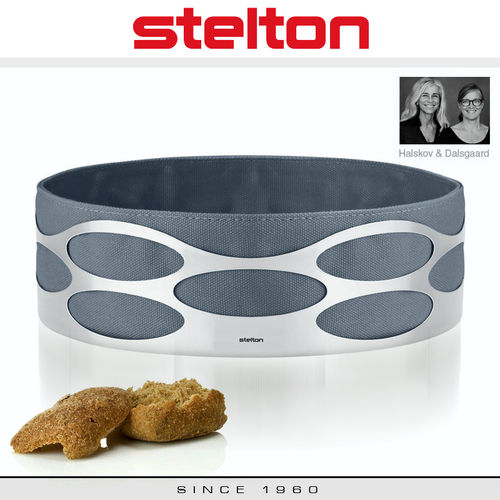 Stelton - Embrace Bread Tray - Grey