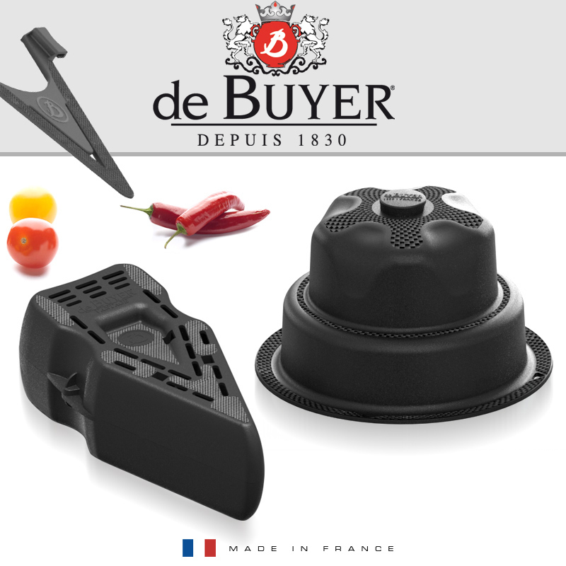 De buyer mandoline vantage 3 graters cookfunky - Mandoline cuisine de buyer ...