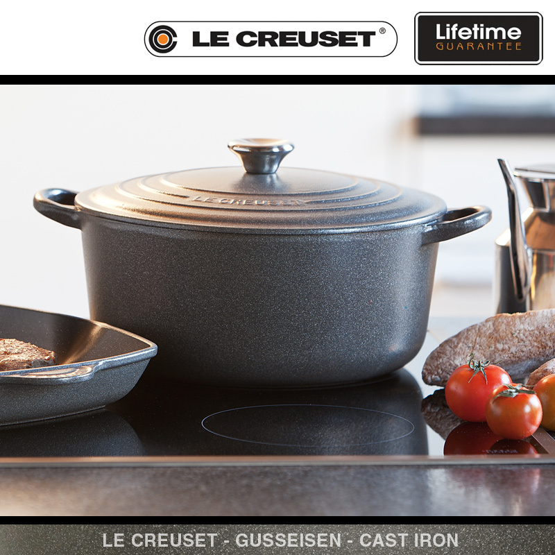 le creuset br ter rund 20 cm culinaris. Black Bedroom Furniture Sets. Home Design Ideas