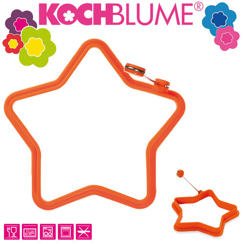 Kochblume - Egg Form - Star