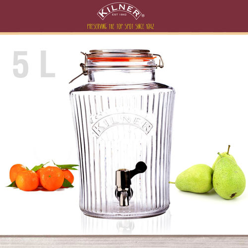 Kilner - Drinks Dispenser VINTAGE 5 Litre