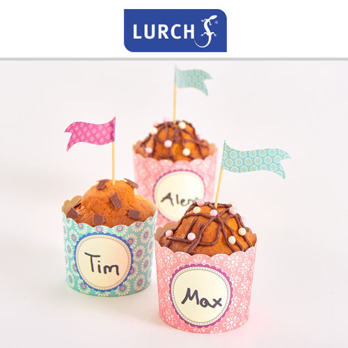 Lurch - CupCake paper cases - 20 pieces