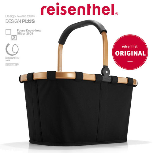 reisenthel - carrybag frame - goldf/black