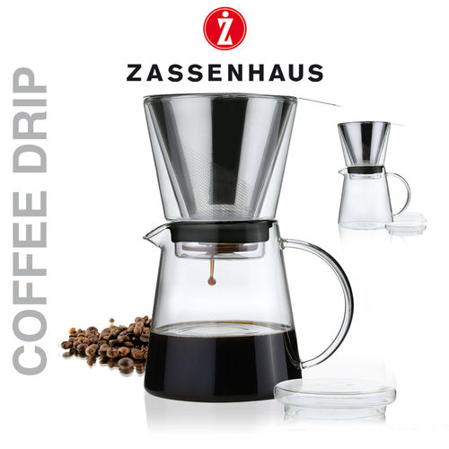 "Zassenhaus - coffee maker ""Coffee Drip"""