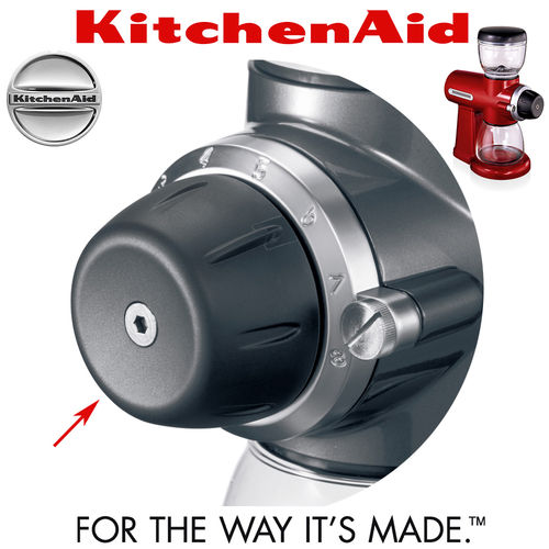 KitchenAid - Mahlgradeinstellrad für Kaffeemühle