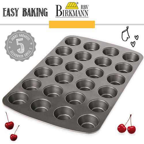RBV Birkmann - Muffin mould | 24pcs - Easy Baking